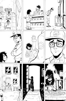 anna molly page 2 inks