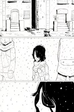 anna molly page 5 inks