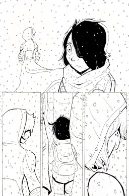 anna molly page 6 inks