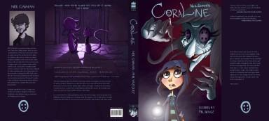 Coraline Book Jacket