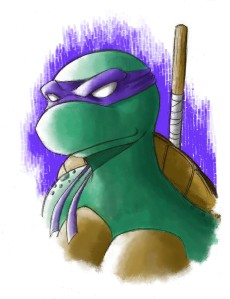donatello sketch2