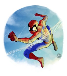 spidermanquicksketch