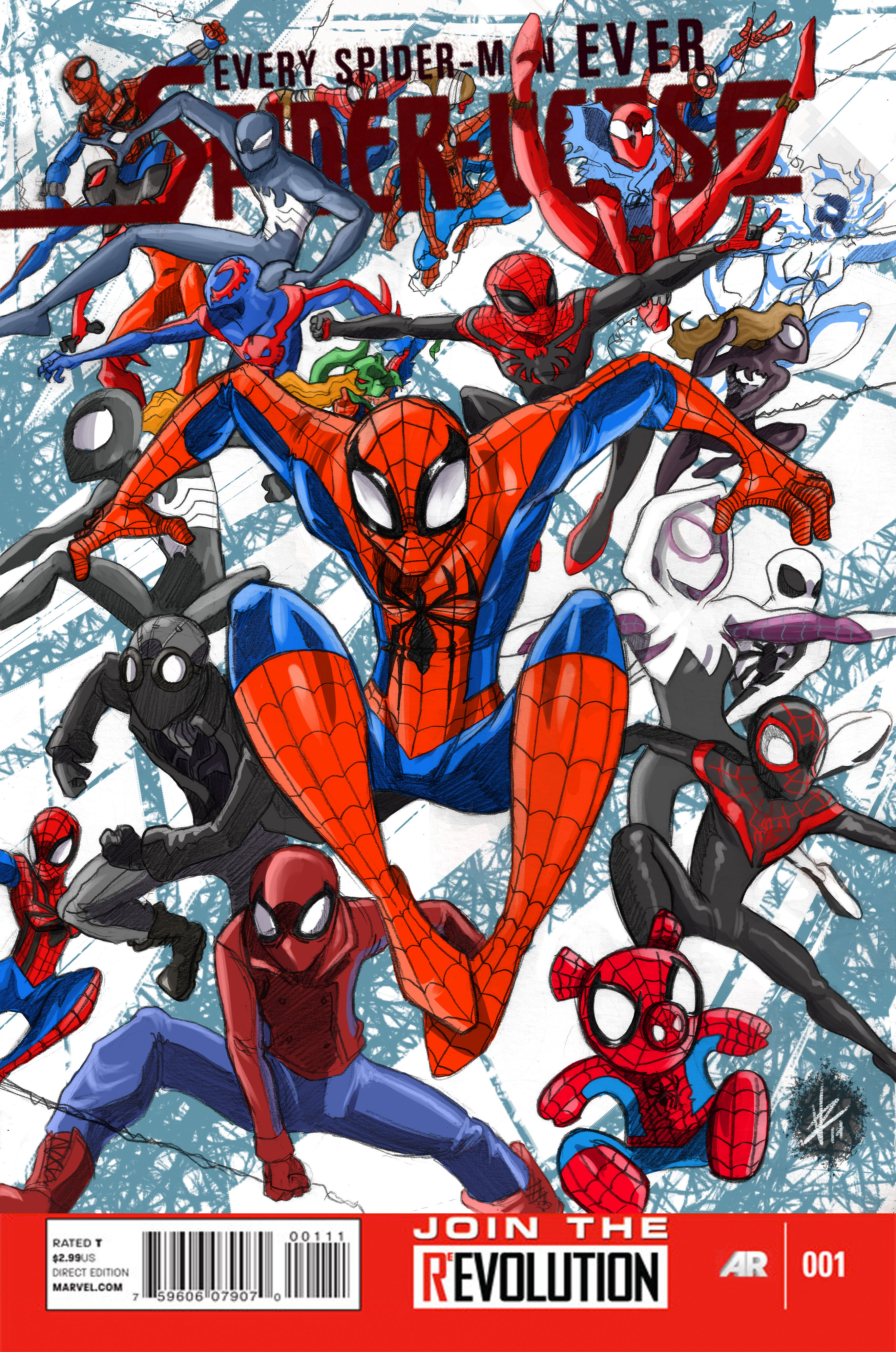 the amazing spider man comic cover