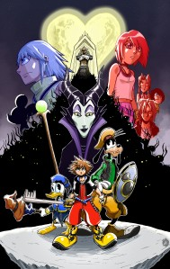 kingdomhearts color final