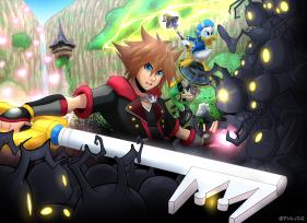 Kingdom Hearts 3 Kingdom of Corona